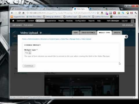 Stream video online using Drupal 7 and Mediafront