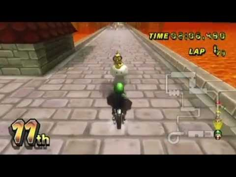 [MKWii] INSANE Hacker Races 2/26/12 - With NINE Hackers