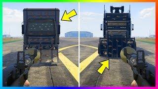 GTA Online NEW BEST Bulletproof/Armored Car Tests - Pounder Custom VS Mule Custom VS Speedo Custom!