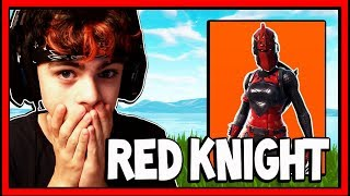 RED KNIGHT BACK IN THE GAME!!! FORTNITE BATTLE ROYALE