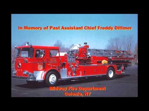Past Asst. Chief Dittmer