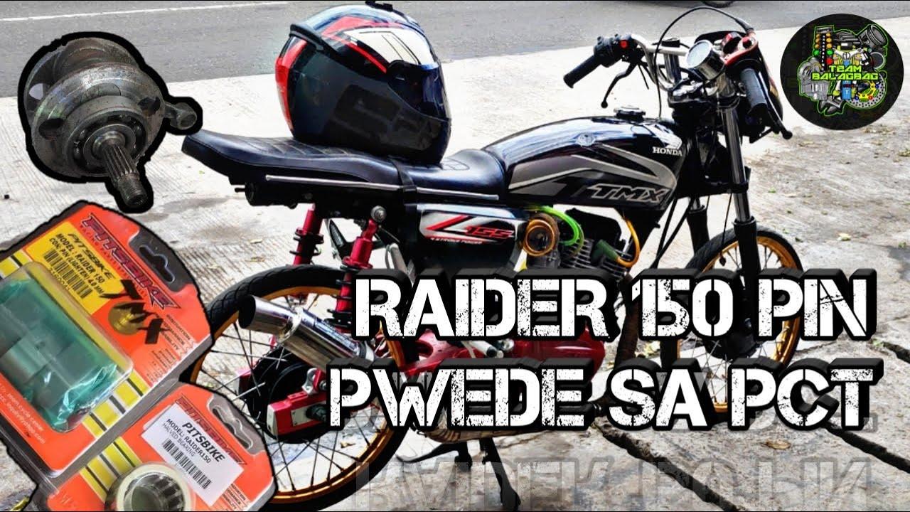 Download RAIDER 150 PIN PWEDE PALA SA TMX 155 /125 AT CHINA 150/125