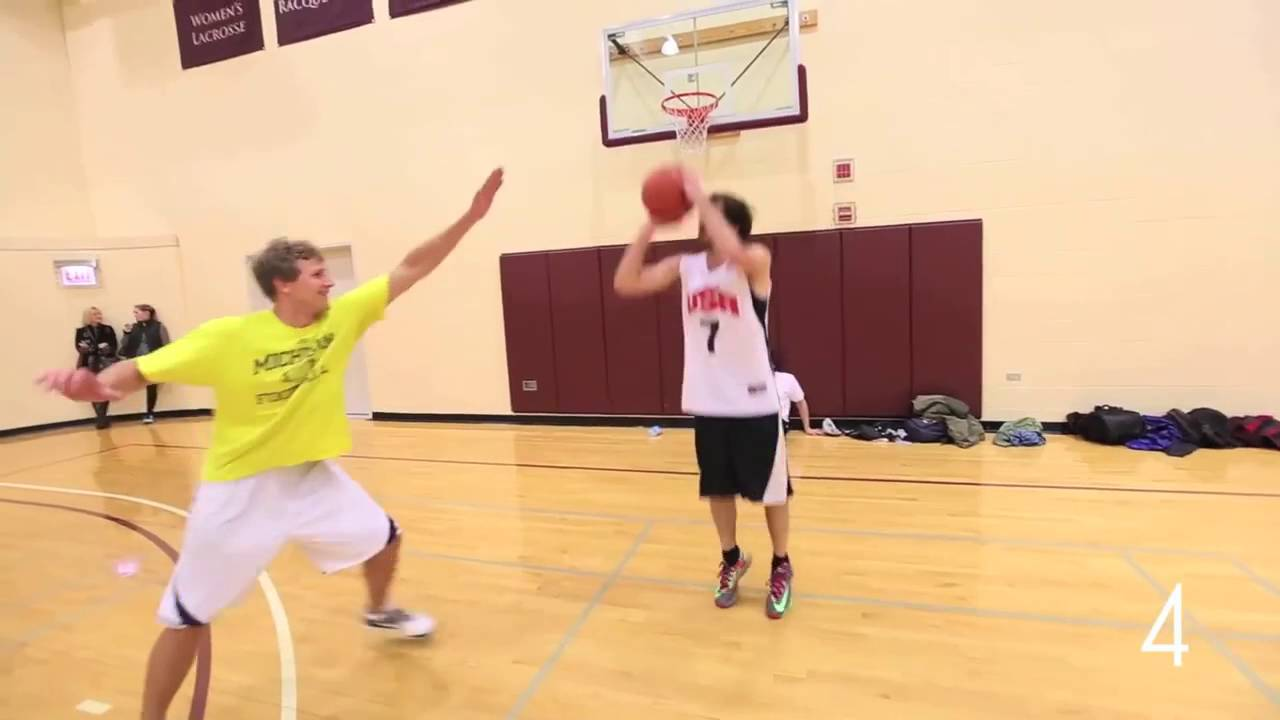 Lil Dicky Got Some Skills In Basketball Youtube