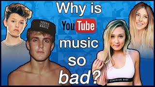 One of Drew Gooden's most viewed videos: Why Is YouTube Music So Bad?
