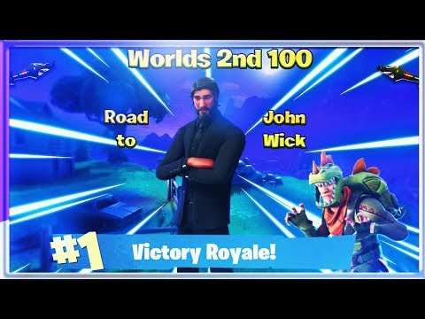 Grinding wins Road to john wick 5 away/INTERACTIVE STREAMER