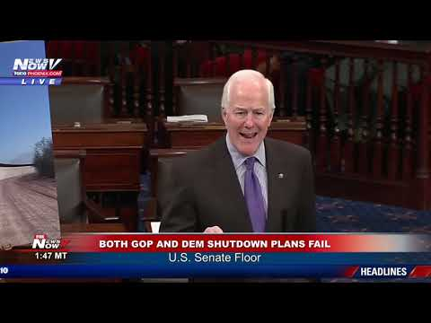FULL SPEECHES: Senators Urge President Trump To Re-Open Government For 3 Weeks Mp3