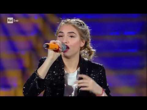 SanremoYoung - Luna Farina - Di sole e d'azzurro