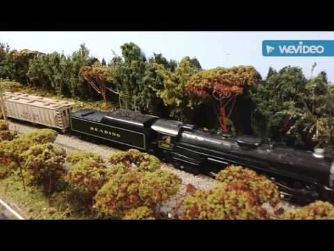 HO Scale Brass Olympia Reading T-1 2102 4-8-4 rebirth.