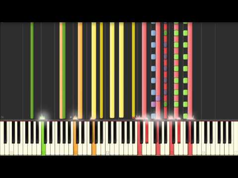 Katy Perry Roar Synthesia