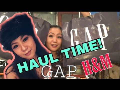 HAUL TIME! || 50% to 70% OFF From GAP SHOP|| Mummy Fatty