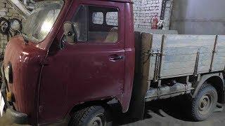 УазТех: Установка om617 на УАЗ-3303, (Головастик)
