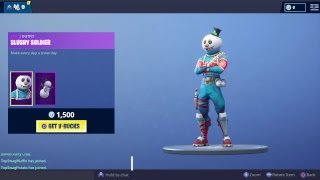 NEW SNOWMAN SKIN AND ICE PICKAXE  | Subscribe