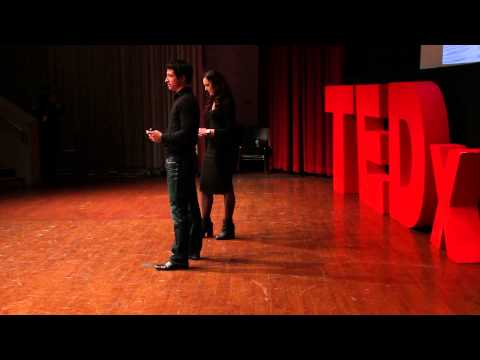 Olympic Partners | Scott Moir and Tessa Virtue | TEDxYouth@Toronto