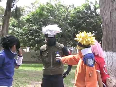 Kakashi's Face (short version) - YouTube
