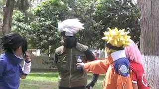 Kakashi's Face (short version)