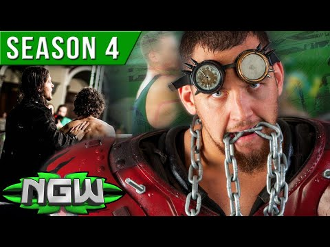 El Ligero vs Screwface | NGW British Wrestling Weekly