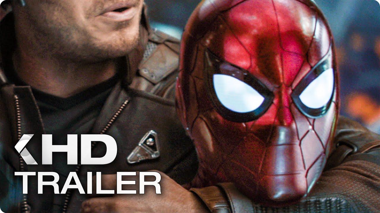 AVENGERS 3: Infinity War Blu-Ray Trailer (2018)