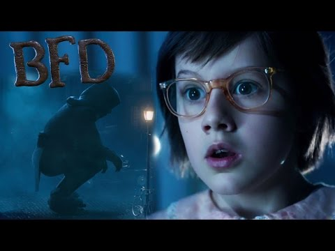 The BFD (Disney's BFG Spoof Trailer)
