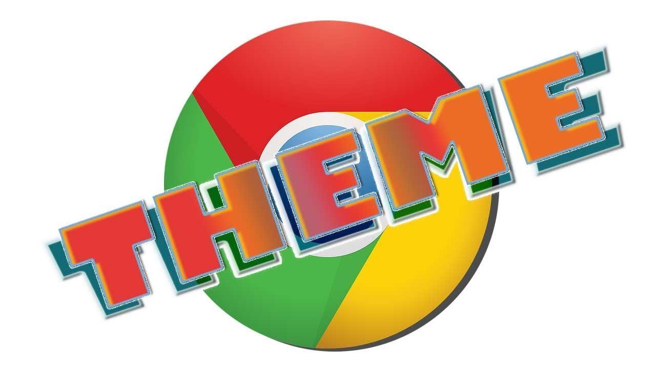 Chrome themes_Google themes_How to change Google Chrome theme