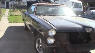1965 Pontiac Parisienne comes in for body & paint
