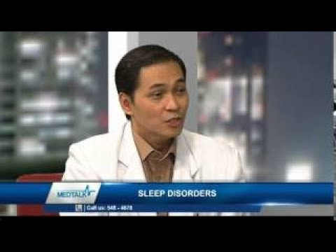 MedTalk Episode 96: Sleep Disorders