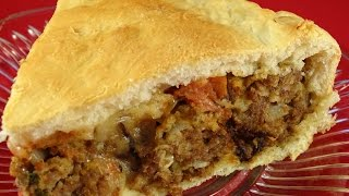Baked Meatball Sub Pie- With Yoyomax12
