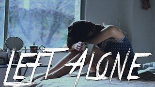 LEFT ALONE - Very Sad Crying Emotional Piano Rap Beat | Sad Storytelling Piano Instrumental