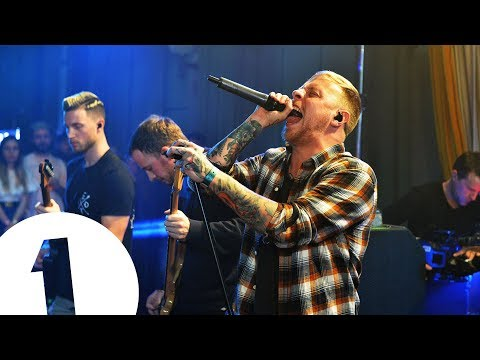Architects - Territorial Pissings (Nirvana Cover) at Radio 1 Rocks from Maida Vale