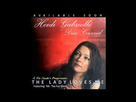 The lady loves me cover from my cd Disc Covered