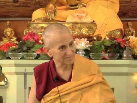 07 June 2010 Praising Great Compassion Retreat #7