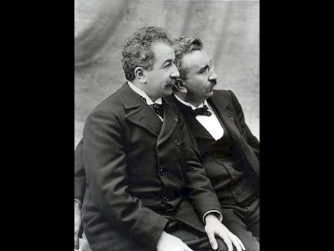 Ebertfest 2018 - The Lumière Brothers and the Birth of Cinem