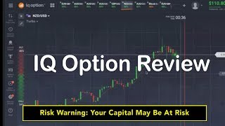 IQ Option Broker Detailed Review and Platform Features Demonstration