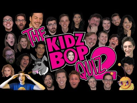 THE KIDZBOP QUIZ 2
