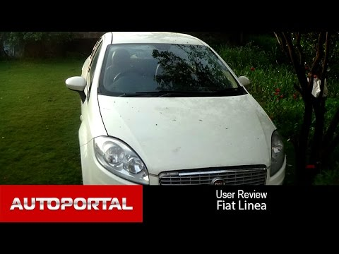 Fiat Linea User Review - 'sporty look' - Autoportal