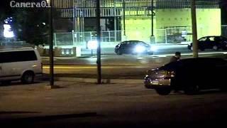 Vision nocturne caméra auto-tracking DCI Sécurité