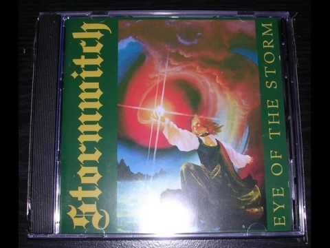 Stormwitch Eye Of The Storm FULL ALBUM Original Cd Press HQ