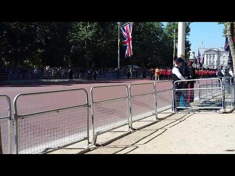 Coldstream Guards Band - Trooping The Colour 2017