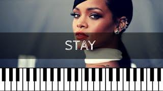 Rihanna ft. Mikky Ekko – Stay