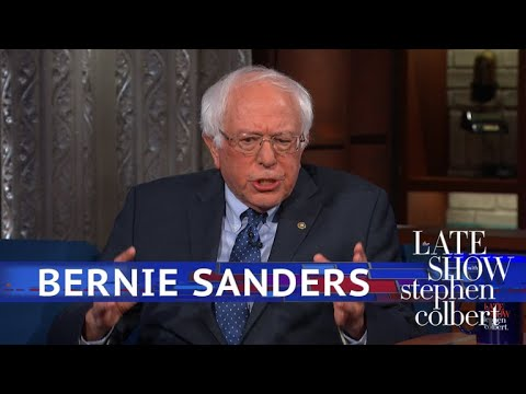 Sen. Bernie Sanders: Democratic Socialist Ideas Are Mainstream