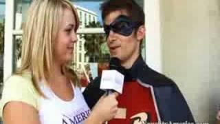 Naughty America at Comic Con