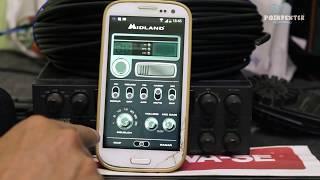 Novas Dicas de Como usar o aplicativo Midland que simula um Radio Px virtual cbradio