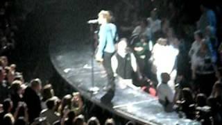 Bon Jovi - Hallelujah (Live Seattle, WA Key Arena 2/19/10)
