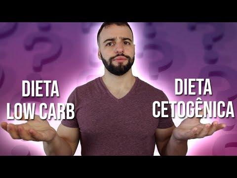Dieta low carb e cetogenica e a mesma coisa