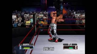 Scotty 2 Hotty vs D'Lo Brown/Chris  Benoit vs Billy Gunn | Armageddon 2000 | WWF No Mercy (Expert)