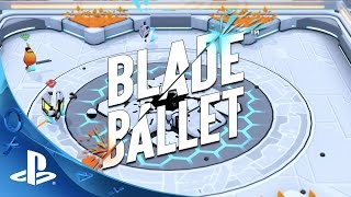 Blade Ballet - Reveal Trailer | PS4