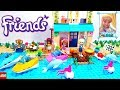 Lego Friends Juniors Stephanie's Lakeside House Building Review 10763