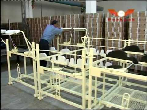 Steel Chair Manufacturing Process Lifts For Home Furniture Youtube
