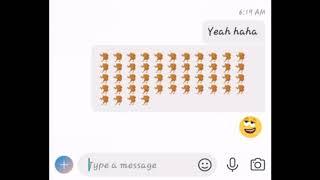 Funny skype emojis