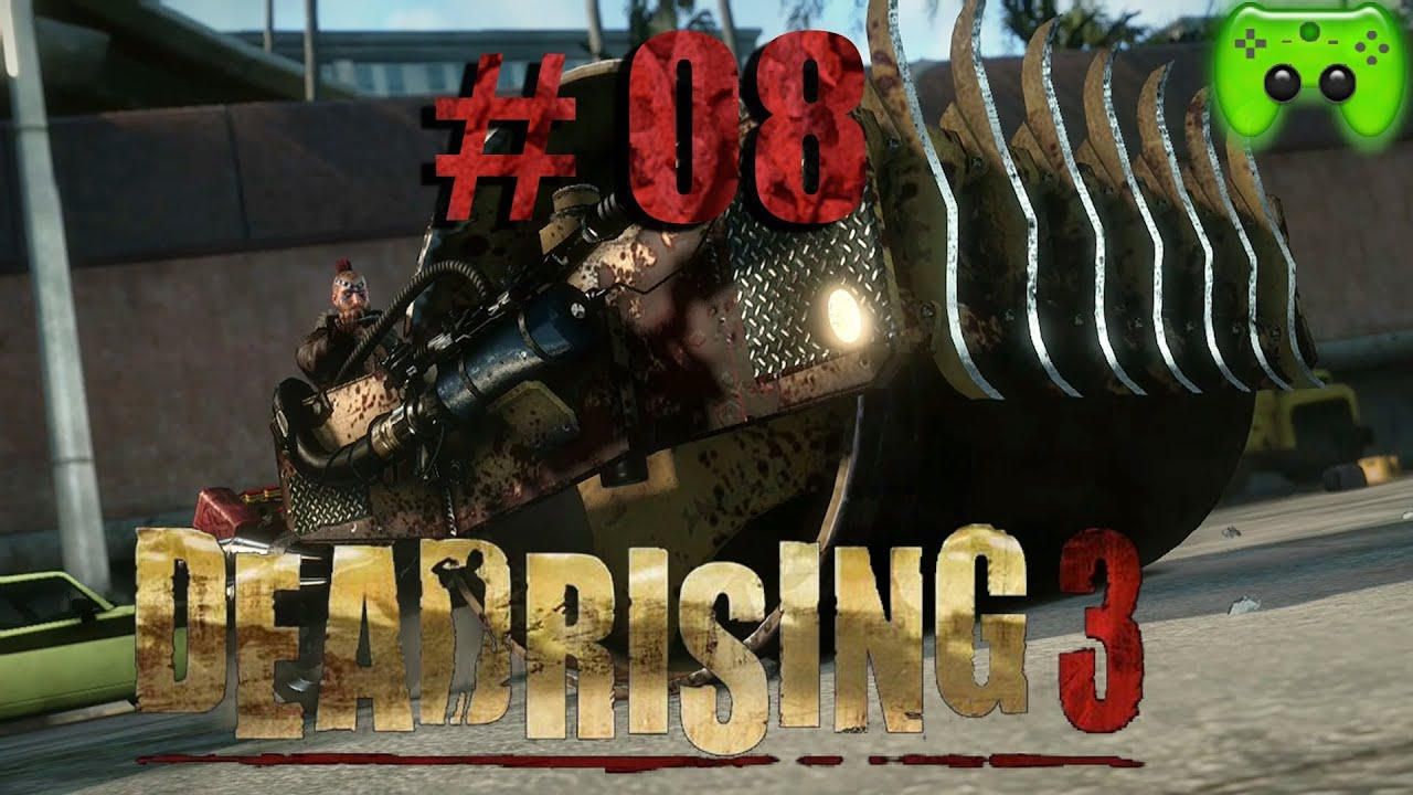 Party Time «» Let's Play Dead Rising 3