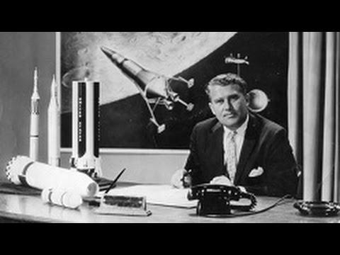 Dr. Carol Rosin  Wernher von Braun Flat Earth Flache Erde